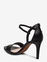 Novita - Chiara - høyhælte sandaler - black - 2