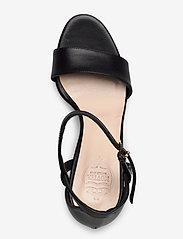 Novita - Chiara - høyhælte sandaler - black - 3