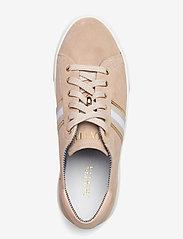 Novita - Allena - lage sneakers - beige - 3