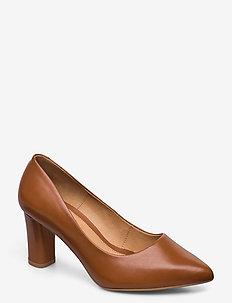 Navile - classic pumps - brown