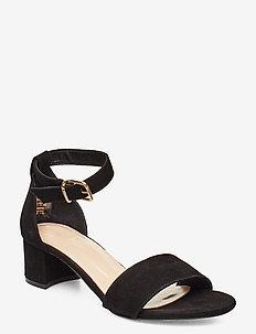 Posada - sandalen met hak - black