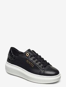 Longera - chunky sneakers - black