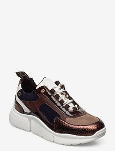 Marcena Sneakers - BROWN