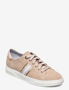 Allena - lage sneakers - beige