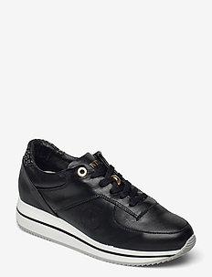 Limone - lage sneakers - black