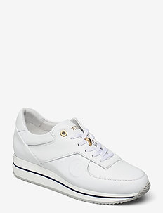 Limone - lage sneakers - white