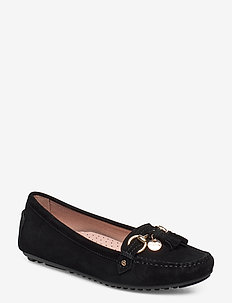 Parma Tassel - loafers - black