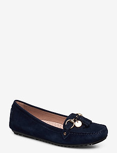 Parma Tassle - loafers - navy