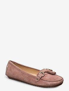 Parma Tassel - loafers - pink
