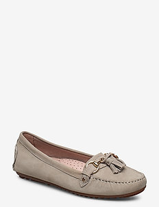 Parma Tassel - loafers - grey