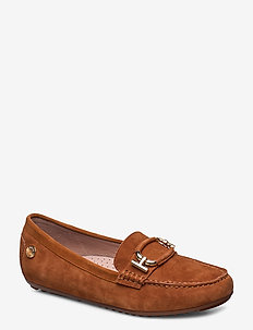 Parma Buckle - loafers - brown
