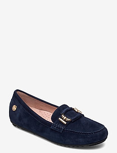 Parma Buckle - instappers - navy