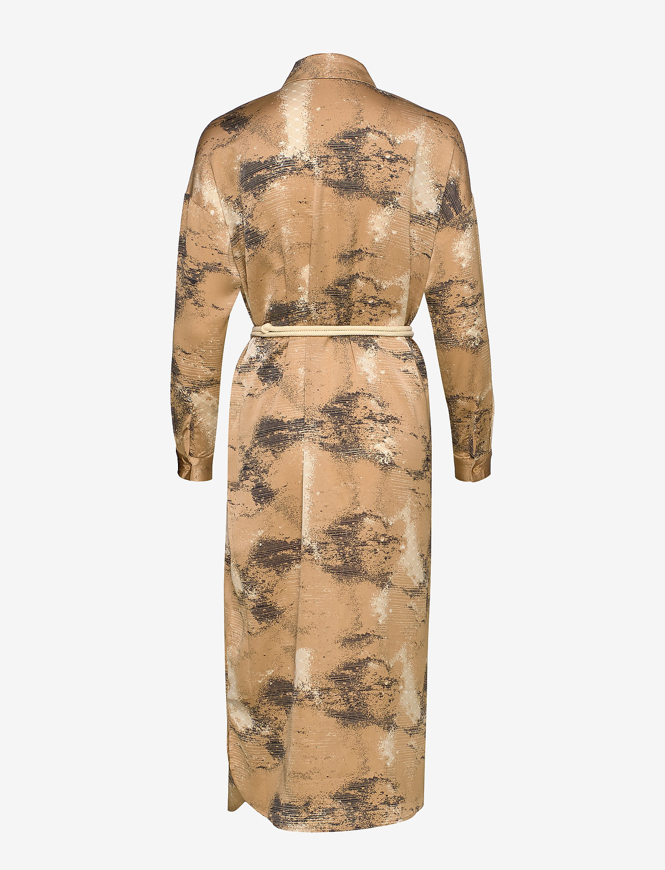 NÜ Denmark - Colby Dress - shirt dresses - camel mix