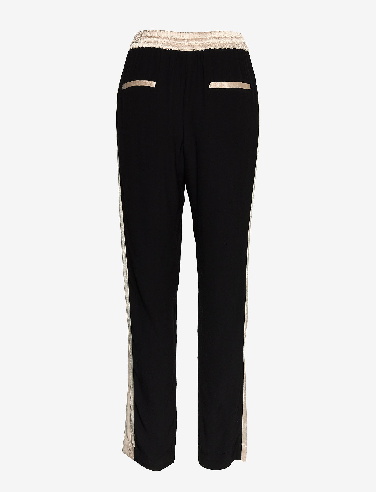 NÜ Denmark - Tora Cadi Pants - joggings - black