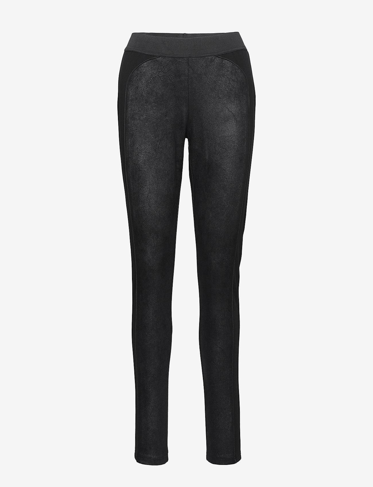 NÜ Denmark - Jet Clove Leggings - leggings - black
