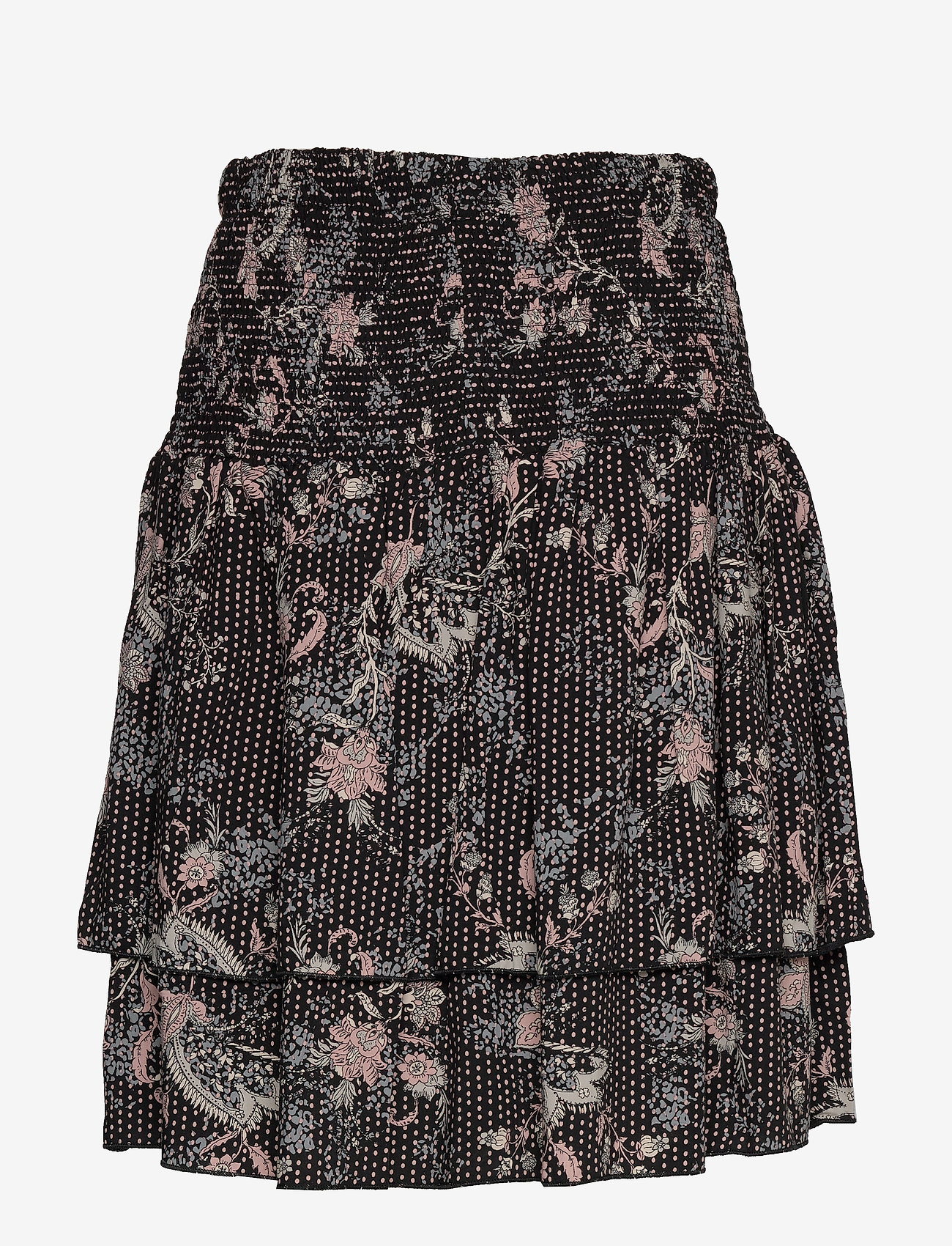 Delia Skirt (Black Mix) (524.25 kr) - NÜ Denmark