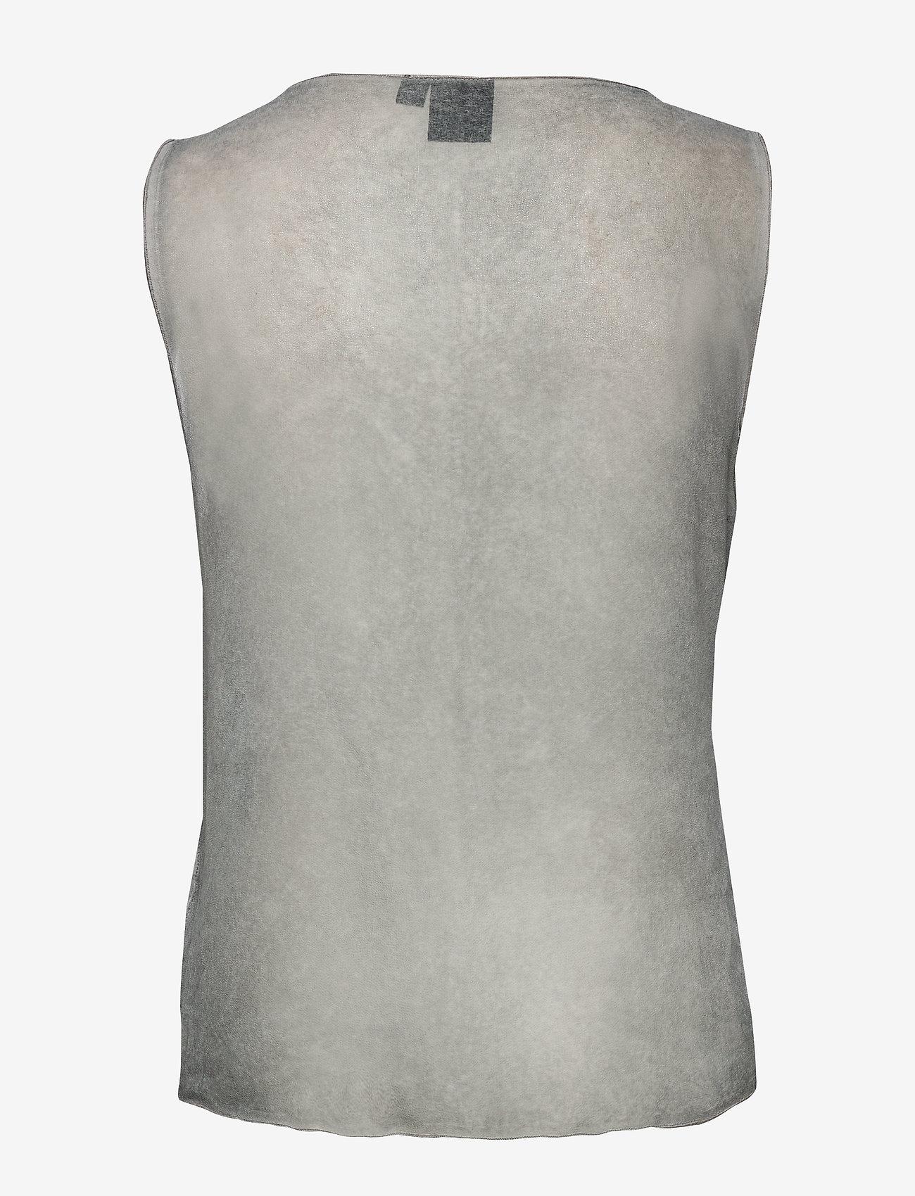 NÜ Denmark - Devi Top - hauts sans manches - dove grey