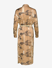 NÜ Denmark - Colby Dress - shirt dresses - camel mix - 1