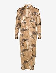 NÜ Denmark - Colby Dress - shirt dresses - camel mix - 2
