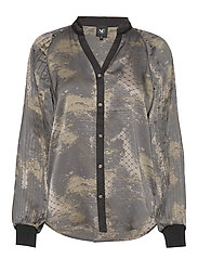 Colby Shirt - MAGNET GREY MIX