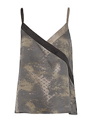 Colby Top - MAGNET GREY MIX