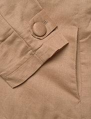 NÜ Denmark - Camas Jacket - trenchcoats - camel - 3