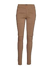 Nola Cue Pants - CAMEL