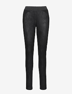 Jet Clove Leggings - leggings - black