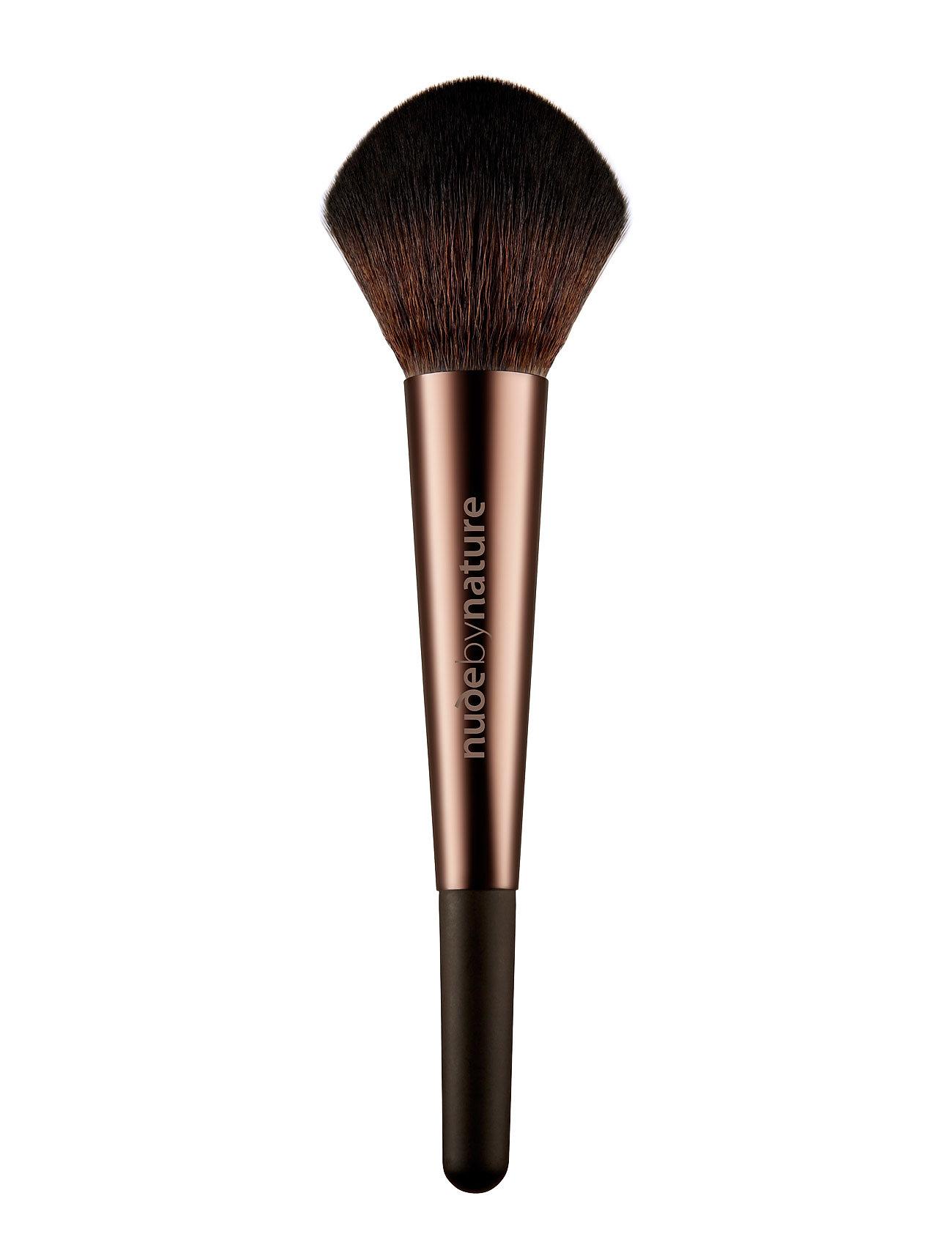 Image of Brushes 05 Finishingbrush Ansigtsbørste Makeup Nude Nude By Nature (2778815201)