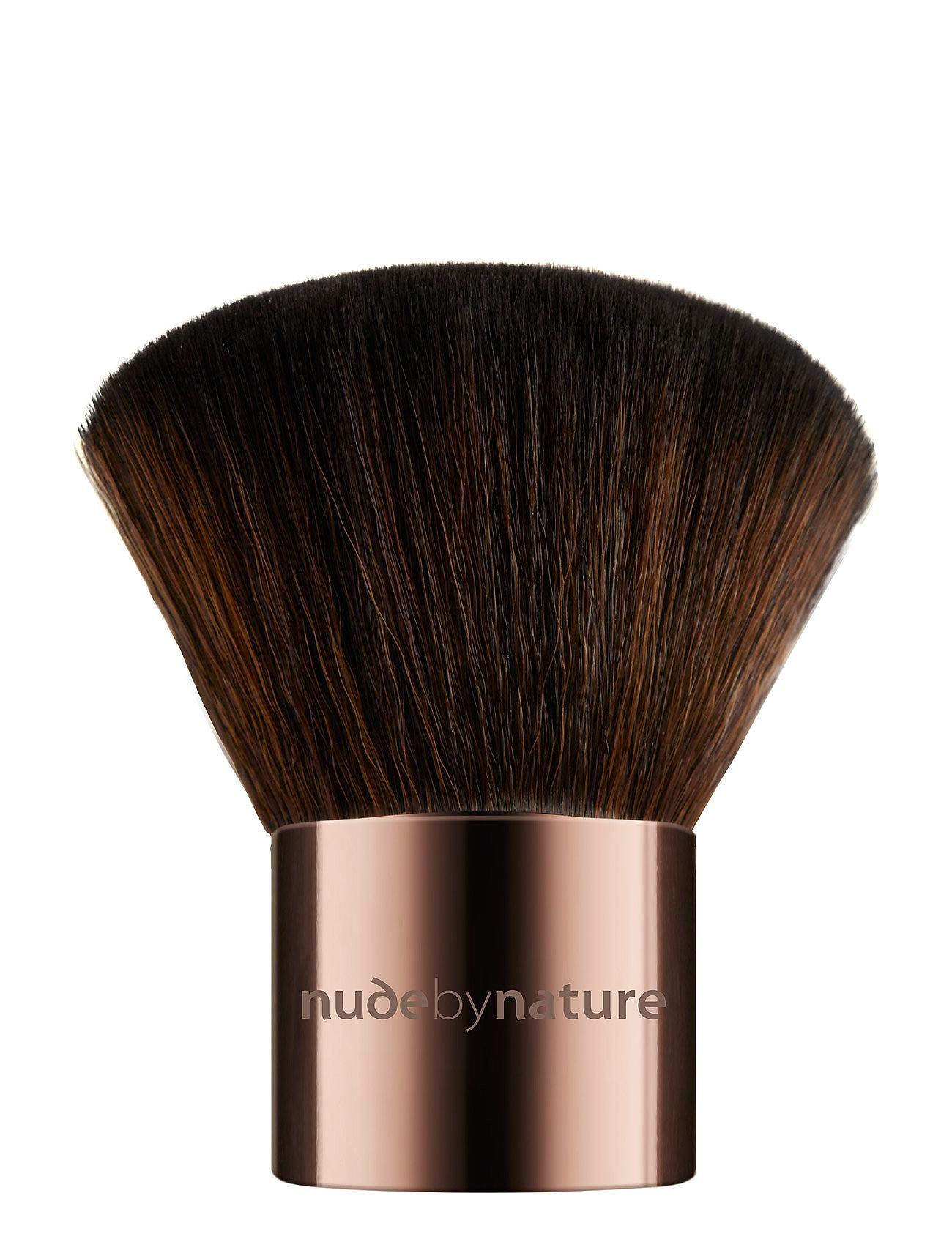 Image of Brushes 07 Kabuki Brush Ansigtsbørste Makeup Nude Nude By Nature (2778815171)