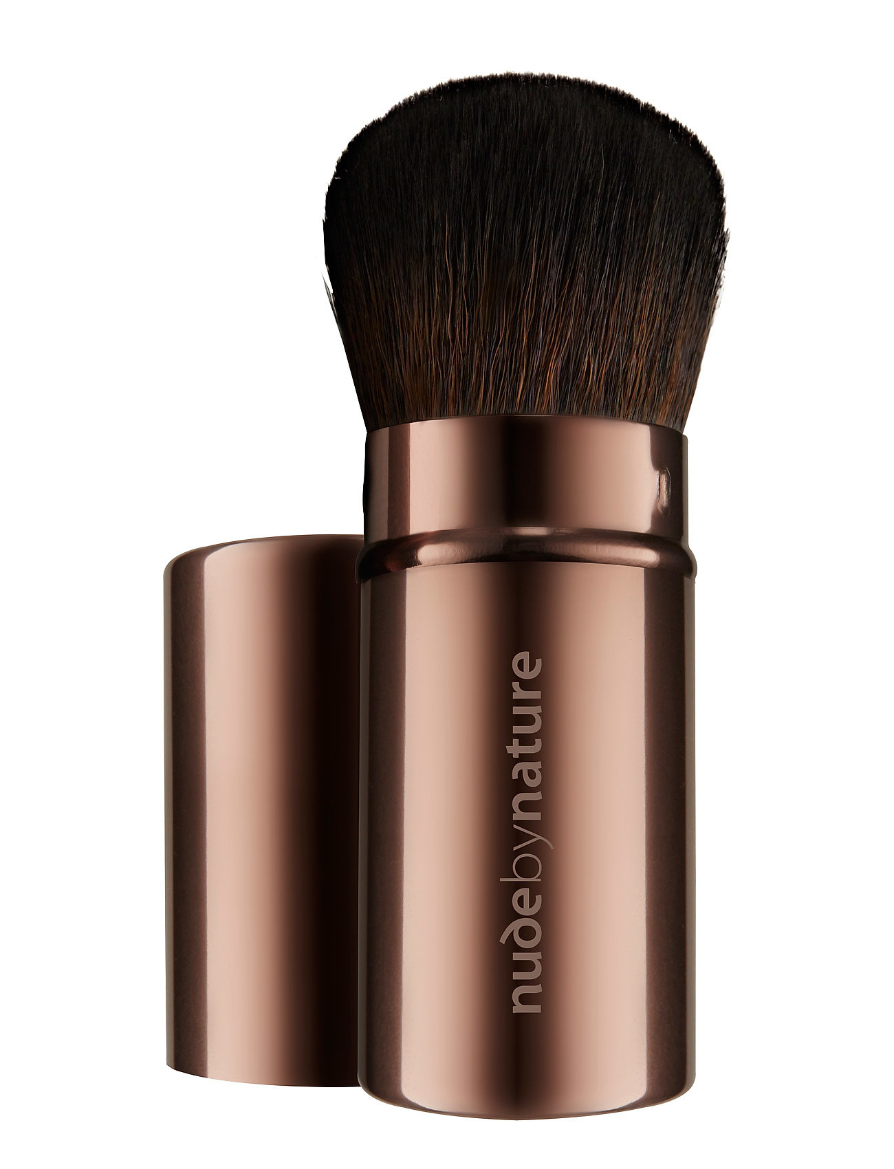 Image of Brushes 10 Travel Brush Beauty WOMEN Makeup Makeup Brushes Face Brushes Nude Nude By Nature (2806004971)