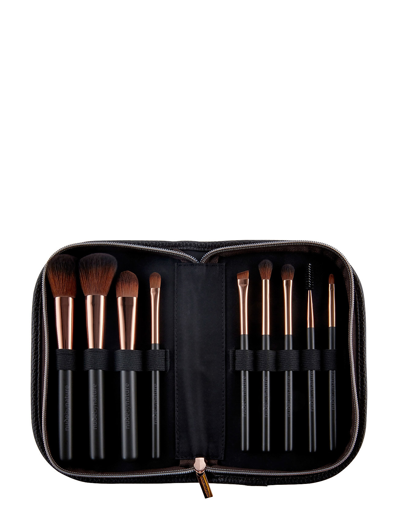 Image of Brushes Ultimate Coll Prof Brush Set Beauty WOMEN Makeup Makeup Brushes Brush Set Nude Nude By Nature (3321214691)
