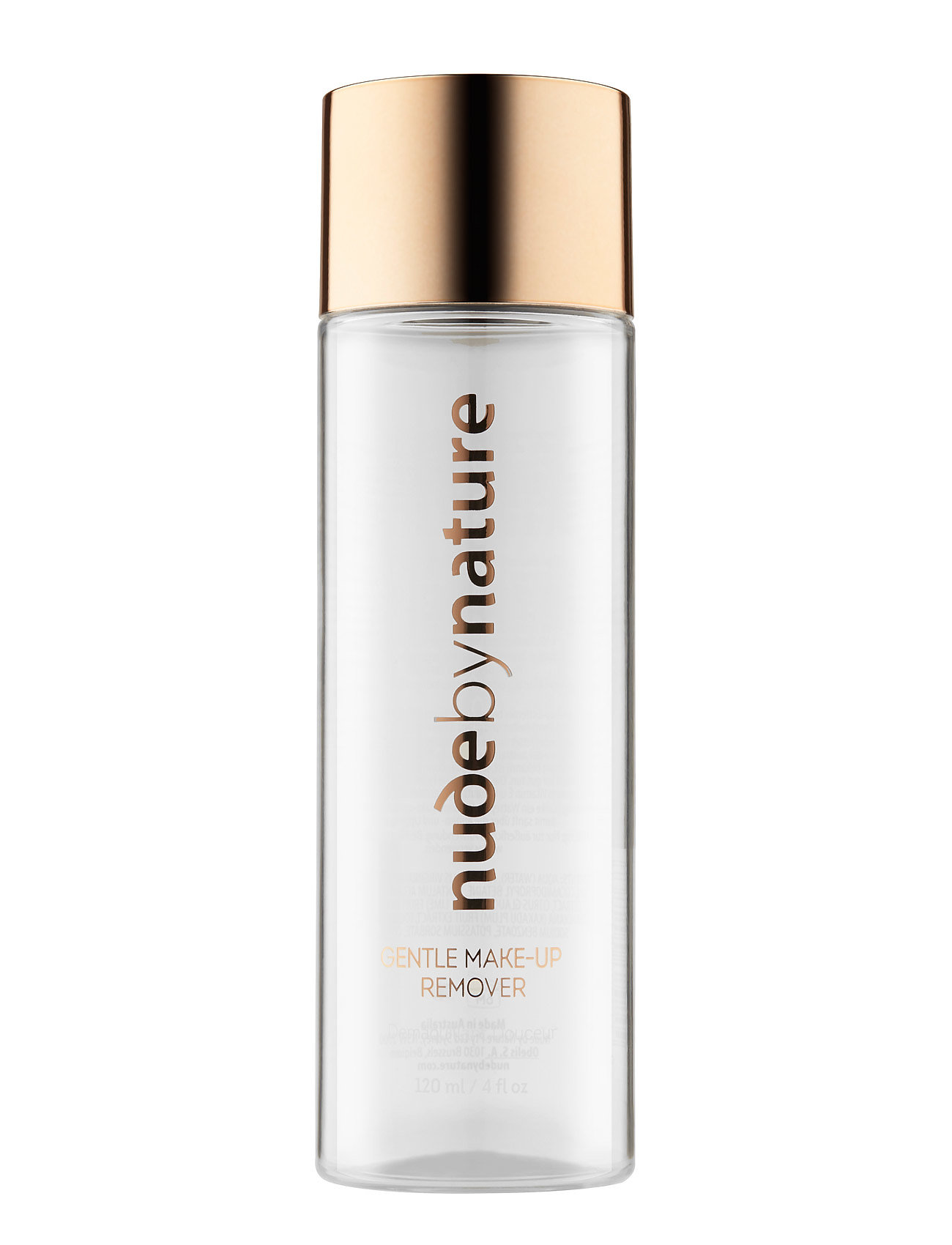 Image of Other Gentle Make-Upremover Makeupfjerner Nude Nude By Nature (2778814135)