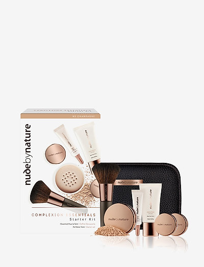 KITS W4 SOFT SAND - makeupsæt - w4 soft sand