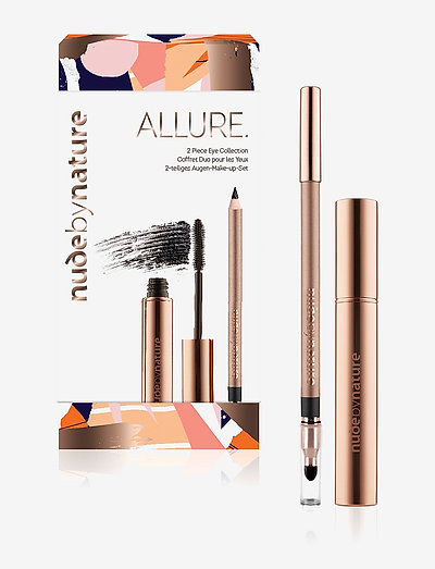KITS NATURAL ALLURE- EYES KIT - makeupsæt - no color