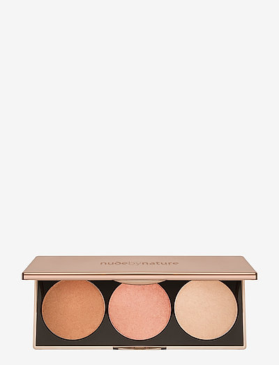 COUNTOURING & HIGHLIGHTING HIGHLIGHT PALETTE BRONZE - highlighter - bronze/rose/champagne