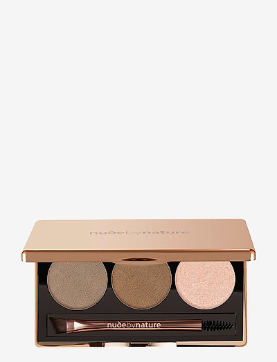 DEFINITION BROW PALETTE PRECISION BROW PALETTE 01 BLOND - Øjenbrynsskygge - 01 blond