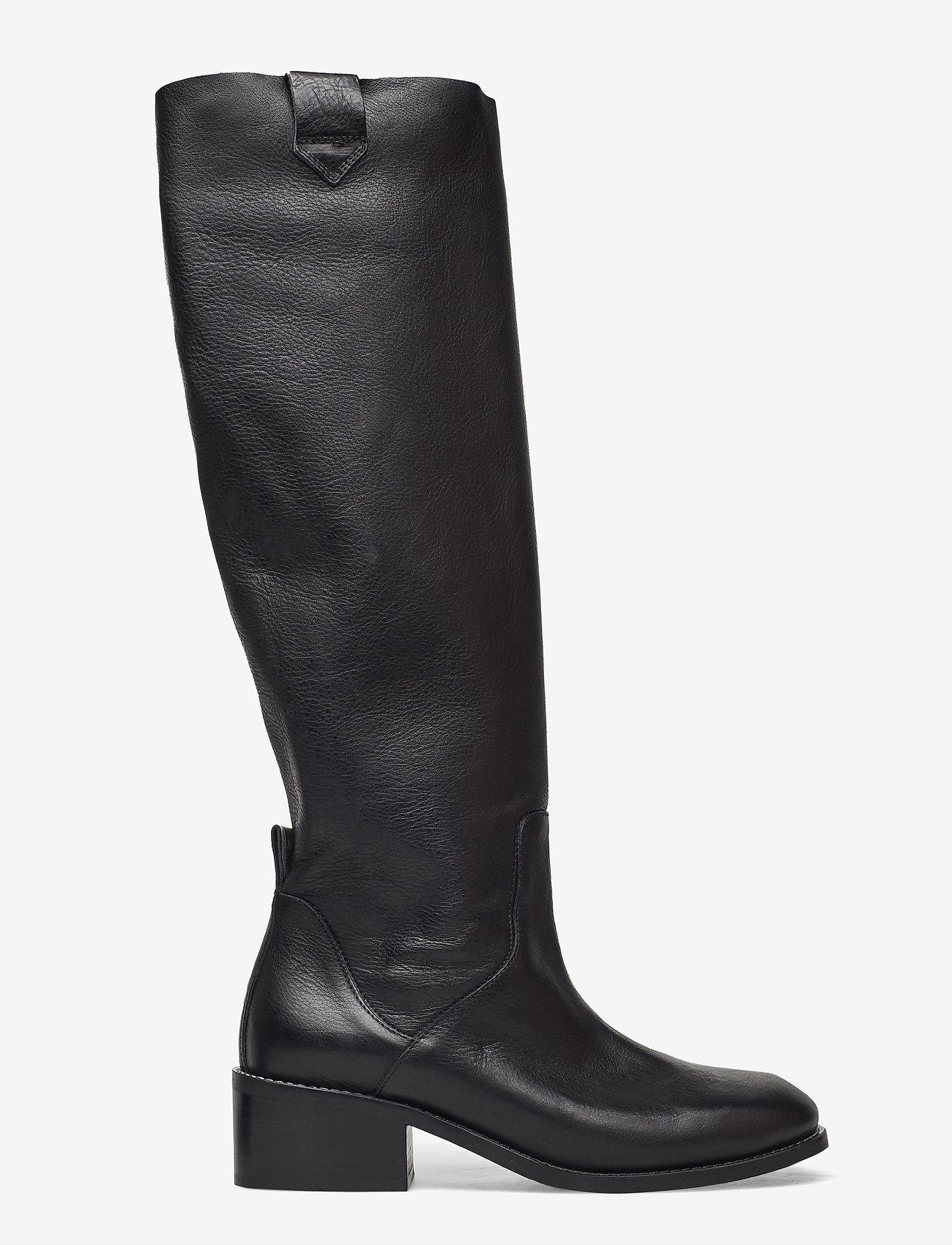 Nude of Scandinavia - SARA - lange laarzen - saratoga/nero - 1