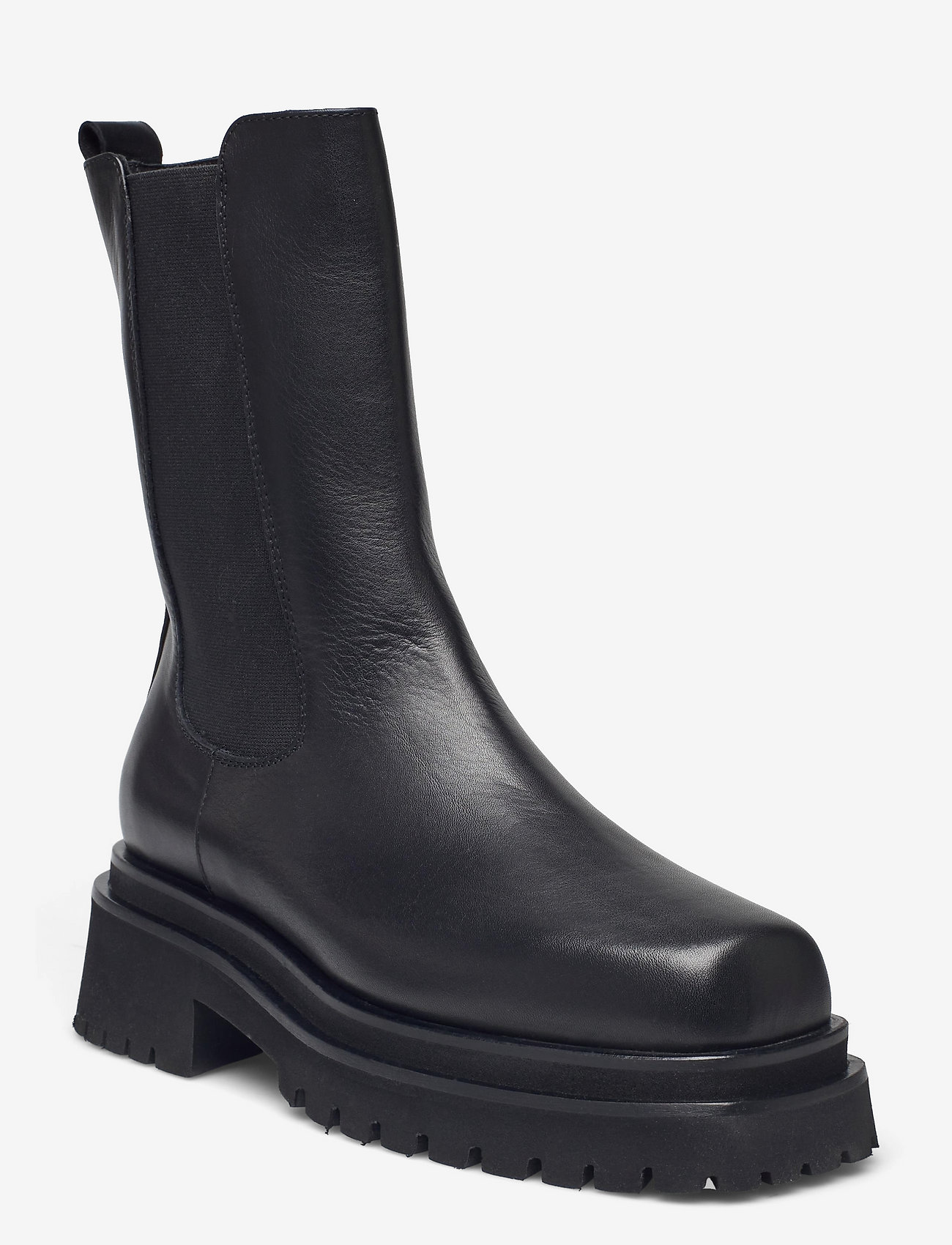 Nude of Scandinavia - VILMA - chelsea boots - osaka / nero - 0