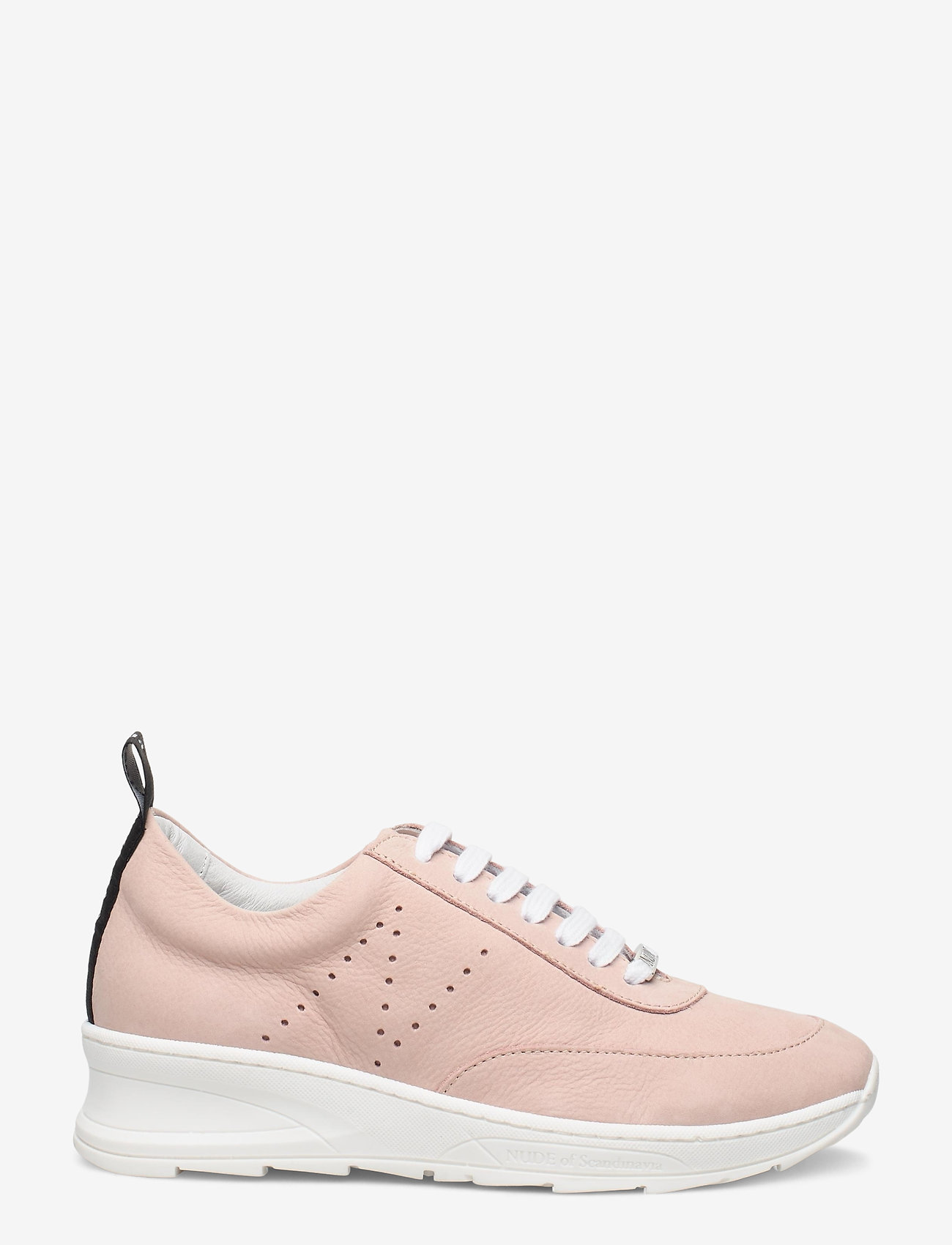 Nude of Scandinavia - PEGGY - låga sneakers - longbeach / silver pink - 1