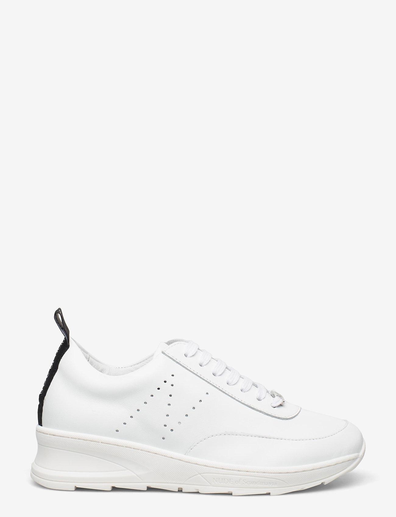 Nude of Scandinavia - PEGGY - låga sneakers - softy / bianco - 1