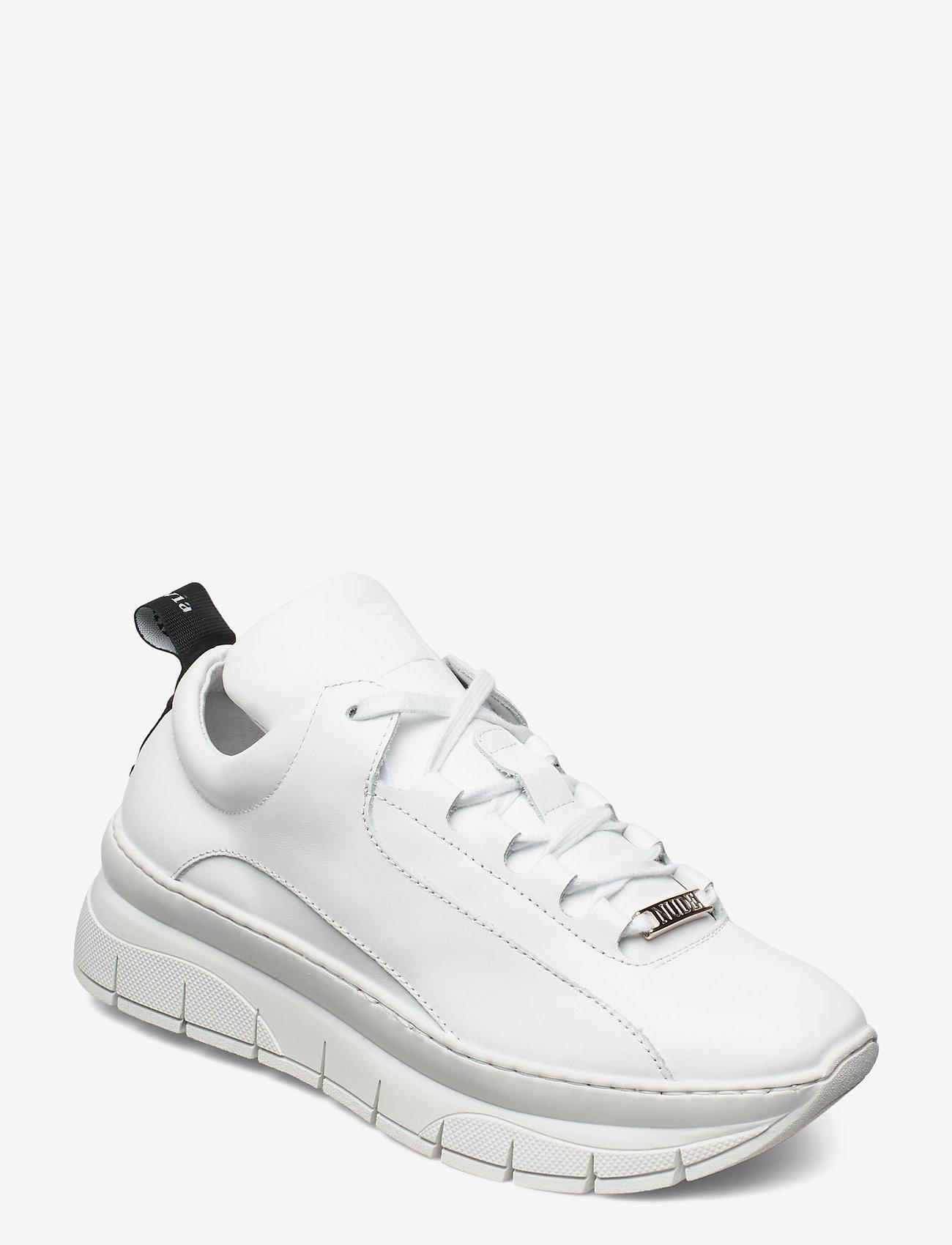 Nude of Scandinavia - HEDVIG - låga sneakers - softy / bianco - 0