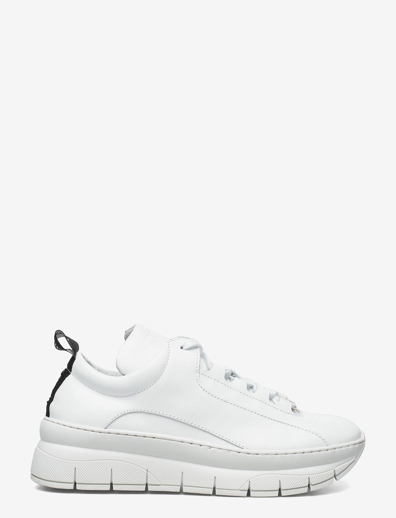 Nude of Scandinavia - HEDVIG - låga sneakers - softy / bianco - 1
