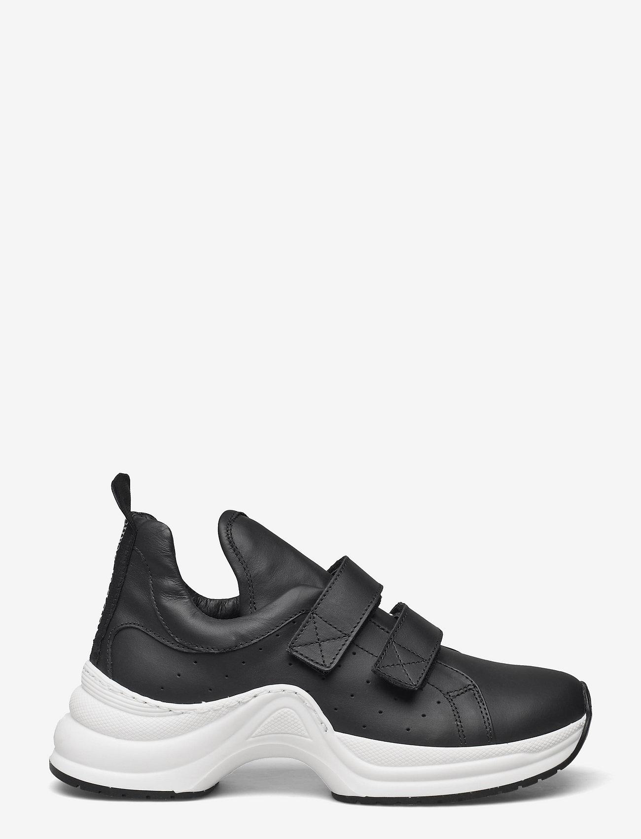 Nude of Scandinavia - JOY - chunky sneakers - premium / nero - 1