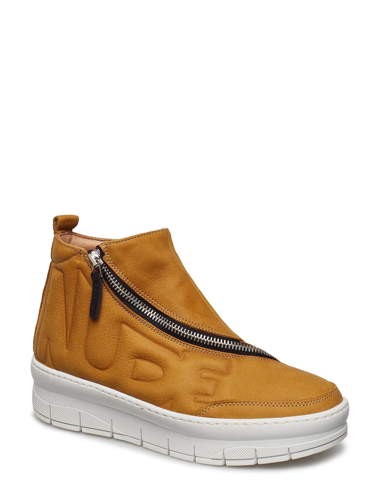 Hilda Sneaker Of Scandinavia Nude Orange Hohe K1l3cuTFJ