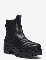 Nude of Scandinavia - IGGY - chelsea boots - kips / nero - 0