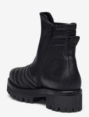 Nude of Scandinavia - IGGY - chelsea boots - kips / nero - 2