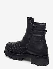 Nude of Scandinavia - IGGY - chelsea boots - savana/nero - 2