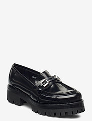 Nude of Scandinavia - IGGY - loafers - abrass/nero - 0