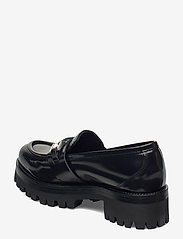 Nude of Scandinavia - IGGY - loafers - abrass/nero - 2